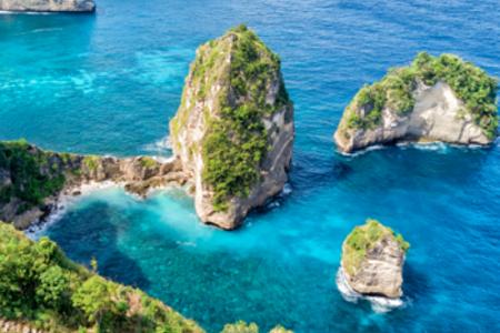 巴厘岛佩尼达岛休闲环岛一日游 浮潜 拼团一日游(成人)