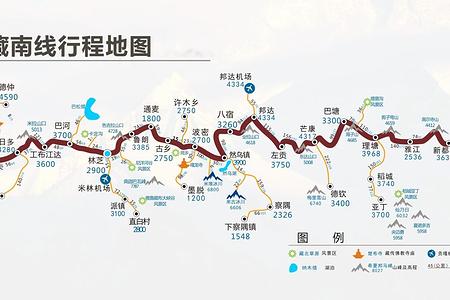 成都到拉萨8天(稻城 亚丁) 川藏线318拼车 结伴 自驾