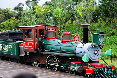济州岛森林小火车门票 儿童票