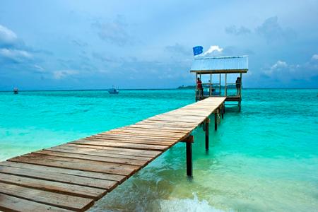 【最会游】马来西亚沙巴沙比岛 马努干岛1日游(双岛游
