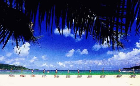 苏梅岛v图库最佳线路预订,苏梅岛旅游度假图库微信怎么把表情线路保存到图片图片