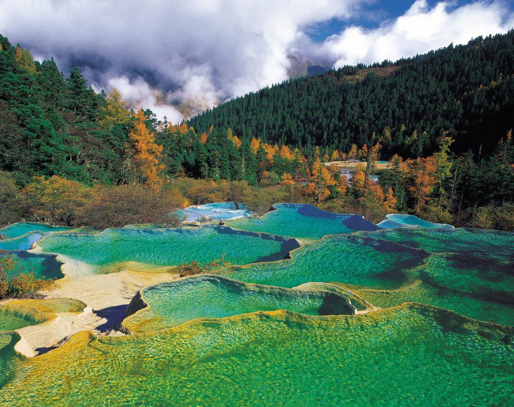 阿坝州人民政府关于印发《阿坝藏族羌族自治州水电矿产旅游资源管理