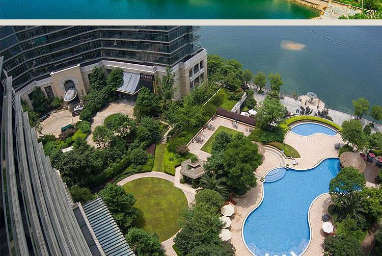 千岛湖绿城度假酒店湖景豪华大床房2晚