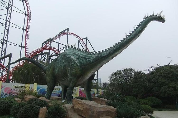 常州恐龙园有哪些刺激的项目 介绍一下 说说感受 谢谢