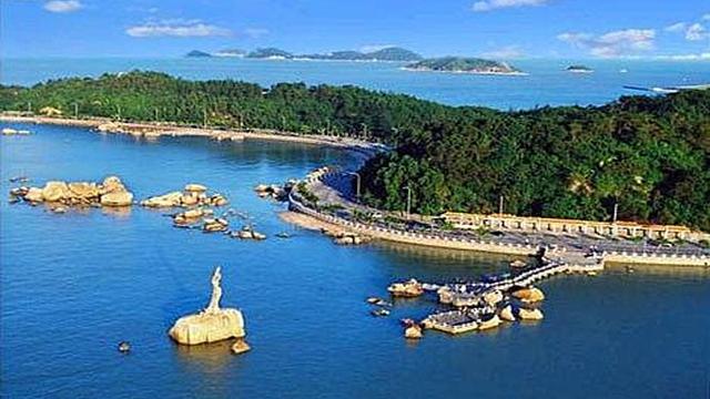 《特许经营许可证攻略》推荐理由【景点】珠海石博园蓬莱旅行信息图片