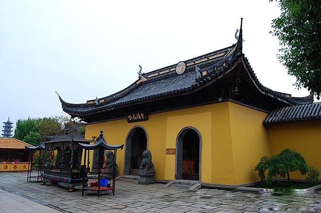 多日期可选,苏州出发至周庄古镇一日游 周庄,苏州旅游团购图片