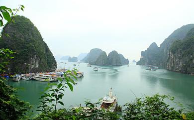 可上架 昆明至越南旅游 云南河口 越南老街 河内 海防 下龙湾 吉婆岛图片