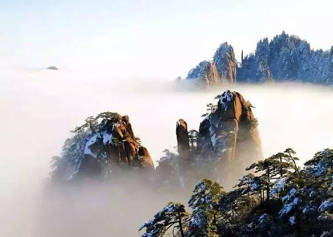 5小时)【黄山风景区】(游览时间约5个小时)
