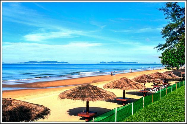 泰国海景美食素材