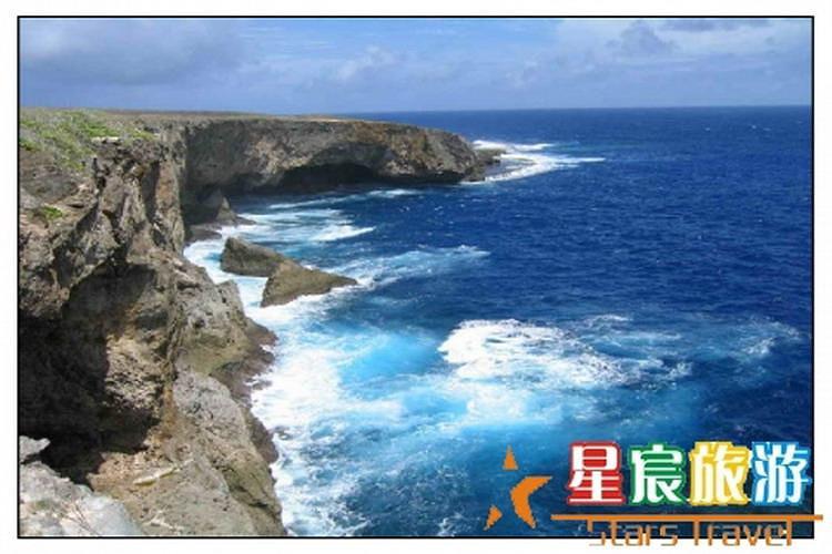 国庆塞班岛(住珊瑚度假村/格兰维罗酒店五晚,广州往返