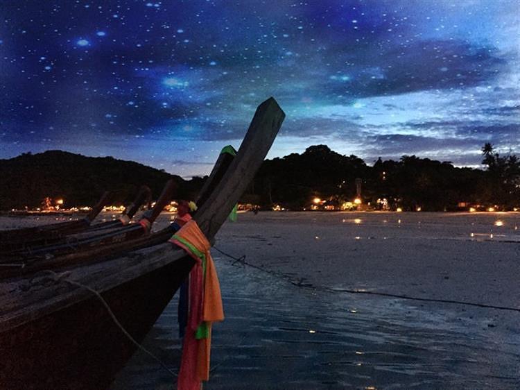 南京-泰国,普吉岛