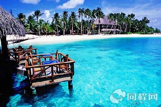 马尔代夫马富士岛5晚6日自助游上海出发-马尔代夫旅游