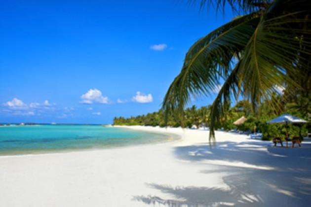 马尔代夫满月岛大促销(喜来登国际品牌)4晚沙屋,喜达屋国际品牌马代知