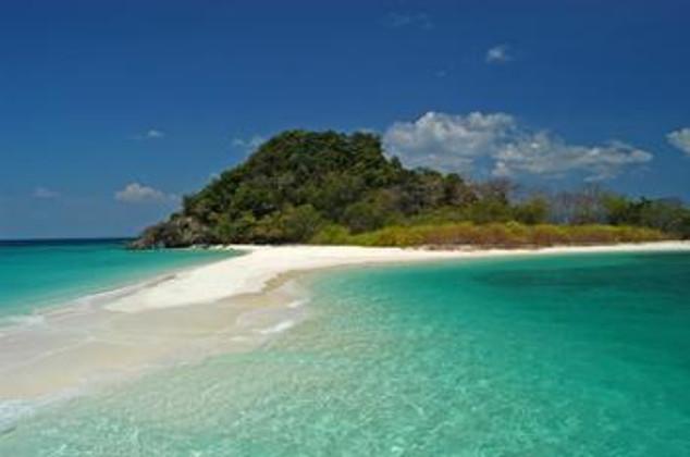"""泰式5星酒店""""海景房""""泰国普吉岛6天5晚游包含翠竹岛,大堡礁,天堂湾"""