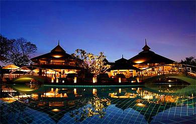 花一晚国内国际五星酒店的房费去趟泰国,还住