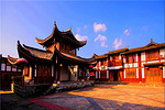 阆中古城—重庆
