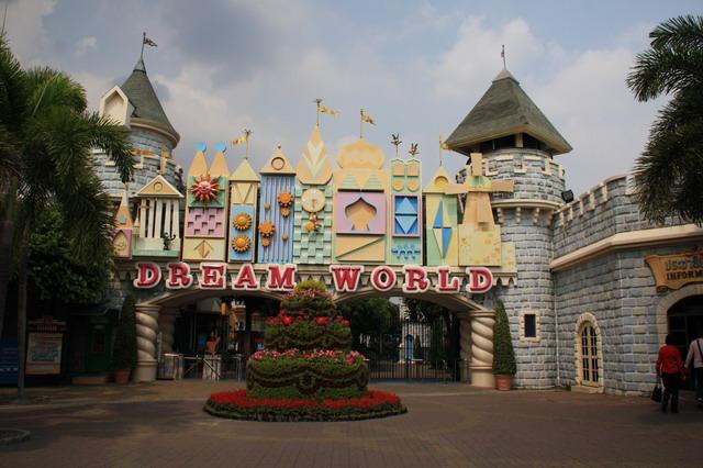曼谷梦幻世界是个具有国际水平