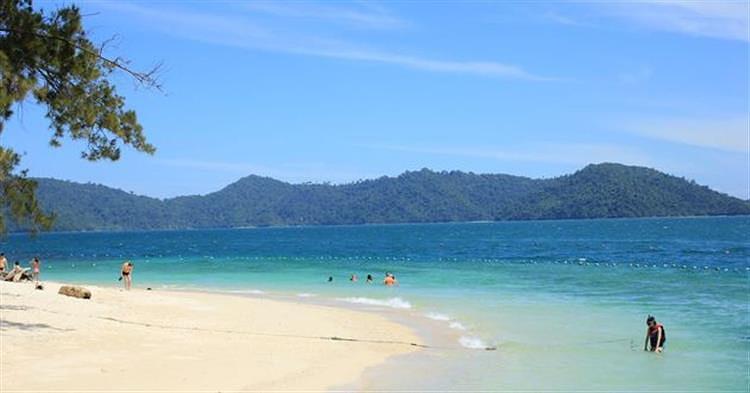 马来西亚沙巴5日4晚-深圳直飞 马穆迪岛浮潜 阳光酒店