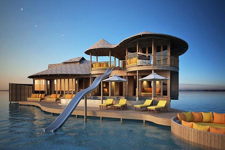 马尔代夫索尼娃贾尼岛单酒店