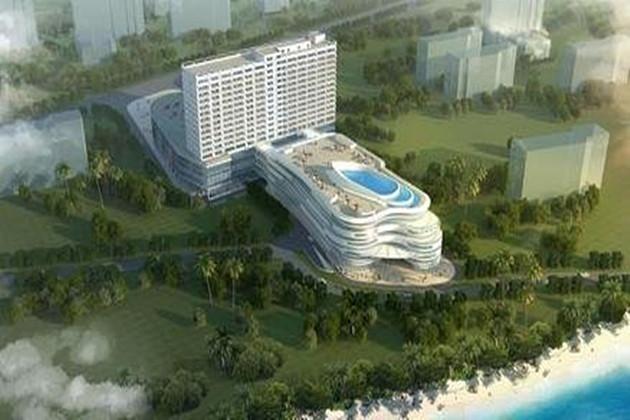 海南三亚大东海五天四晚自由行 全程哈曼度假酒店 豪华海景房 赠分界图片