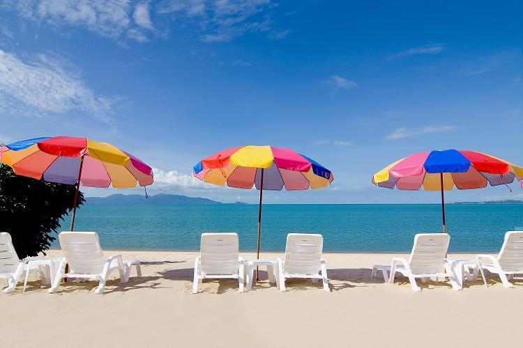 泰国苏梅岛6天5晚自由行 帝国船屋海滩度假村 酒店 含