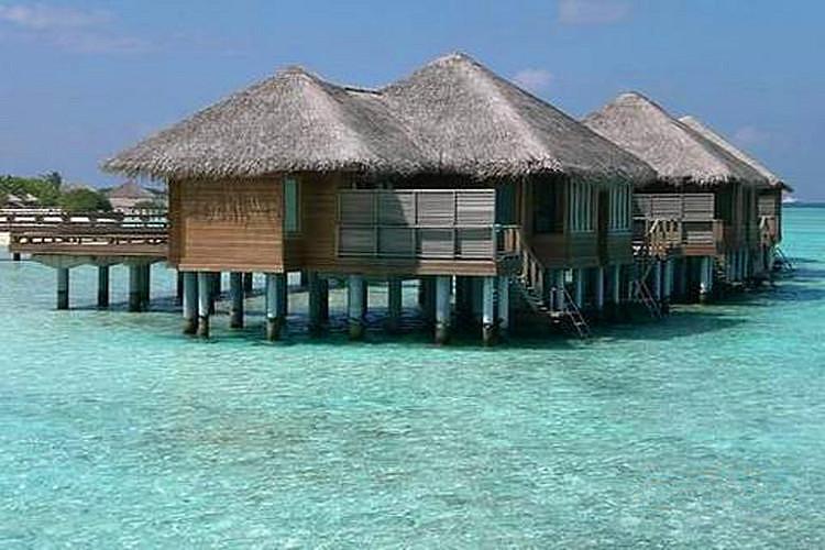 南京-马累,马尔代夫,满月岛