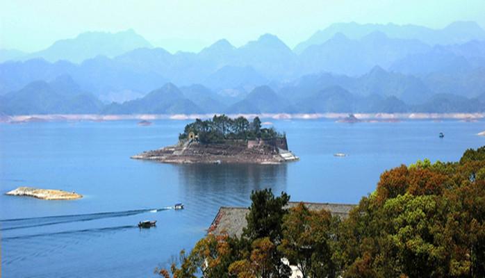 千岛湖中心湖区(含游船)(成人票)2张+杭州千岛湖森林氧吧(成人票)2张