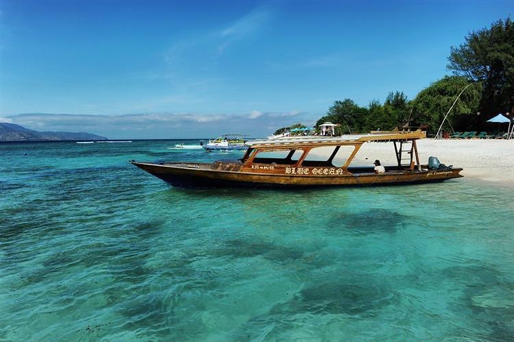 上海-龙目岛,印度尼西亚,巴厘岛