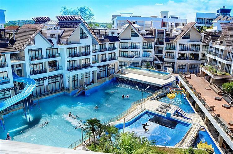 菲律宾长滩岛6日+优质海边酒店 2人起行 早去晚回