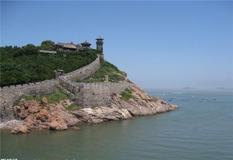 北京出发,烟台,青岛,威海威海华夏城旅游风景区,蓬莱阁5天4晚跟团游