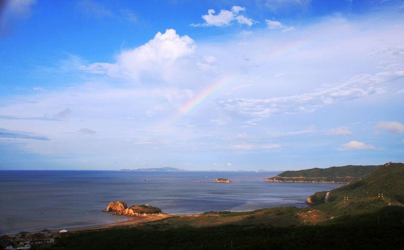 嵊泗原生态蓝色海岸休闲旅游度假带(嵊泗列岛)((六井潭与和尚套景区
