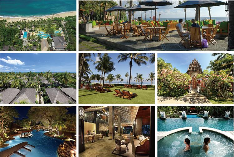 巴厘岛5天4晚 赠送手机防水袋,蓝点下午茶,玻璃底船,圣猴森林公园,spa