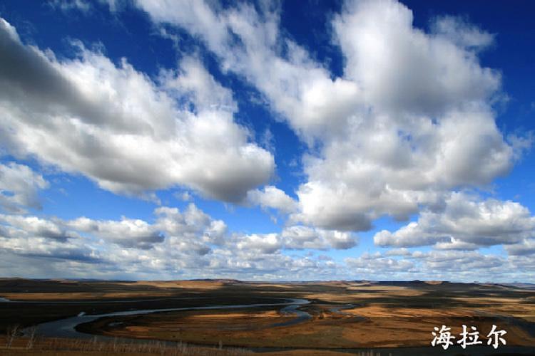 呼伦贝尔 阿尔山森林公园 边境满洲里 额尔古纳双飞
