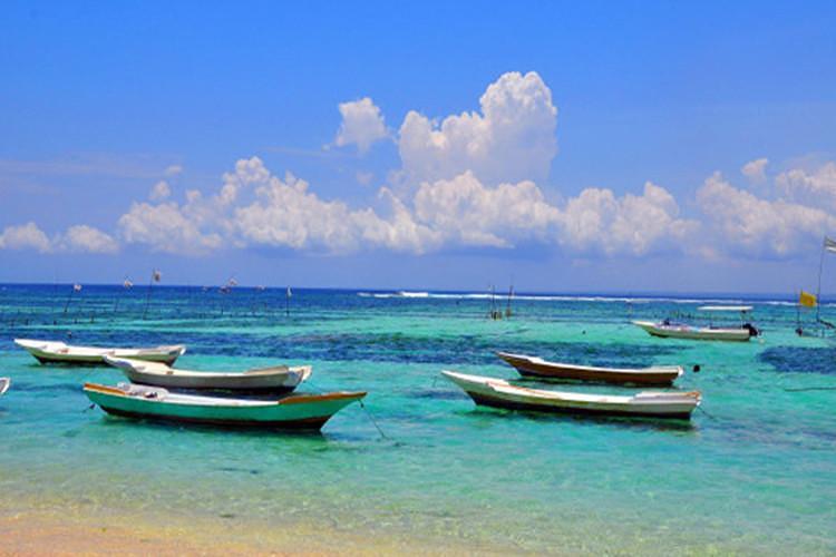 印度尼西亚巴厘岛 南湾 海龟岛 乌鲁瓦图 金巴兰海滩