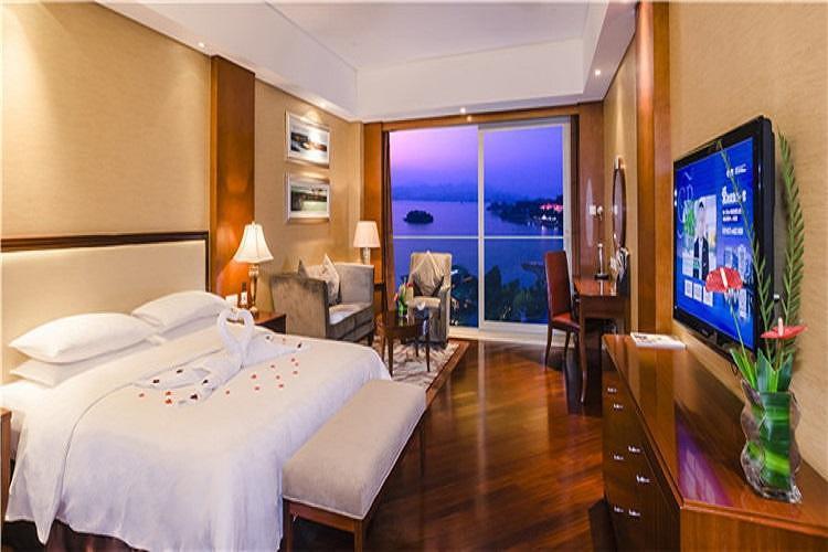 杭州3日游>千岛湖绿城度假酒店,千岛湖森林氧吧/中心