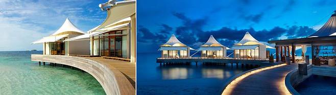 马尔代夫 w宁静岛 4晚 ocean oasis(海上绿洲房)4晚6