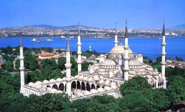 【浪漫土耳其9日双海之旅】全程五星级酒店,地中海安排2晚五星酒店
