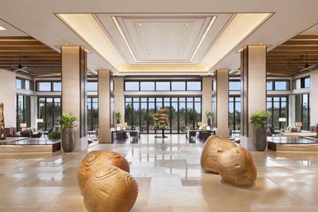 香格里拉55平米高级海景客房