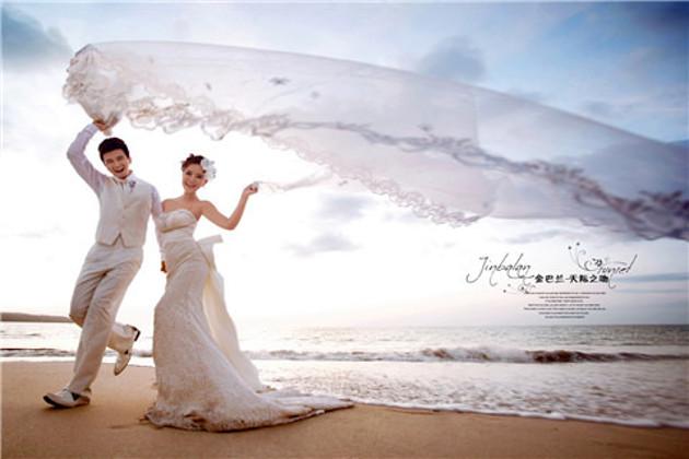 婚纱 婚纱照 630_420