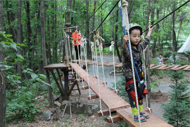 特惠周边游> 西安出发朱雀森林公园1日游 赠送植树活动赠送营养午餐