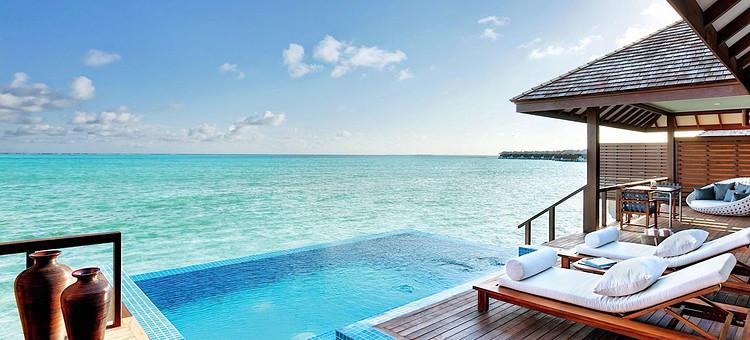马尔代夫 豪华6星岛屿【神仙珊瑚岛2沙2水】6天4晚(瑞