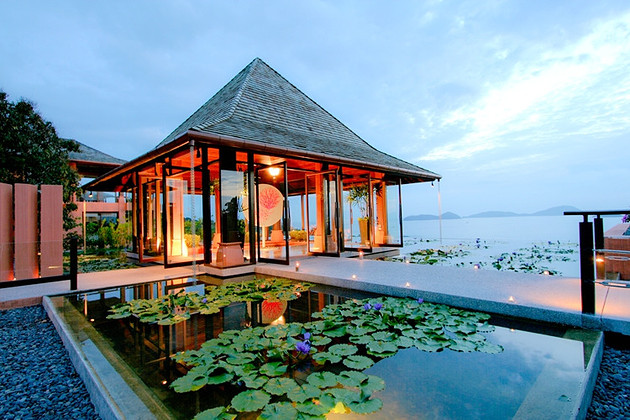 暑期预售+普吉岛5天4晚+斯攀瓦悬崖海景酒店+送spa