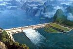 三峡大坝  抵达宜昌