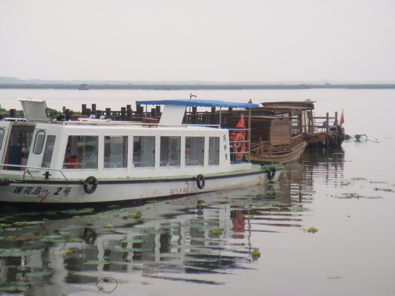 苏州阳澄湖莲花岛旅游景区位于苏州古城东北部,率属于阳澄湖生态休闲
