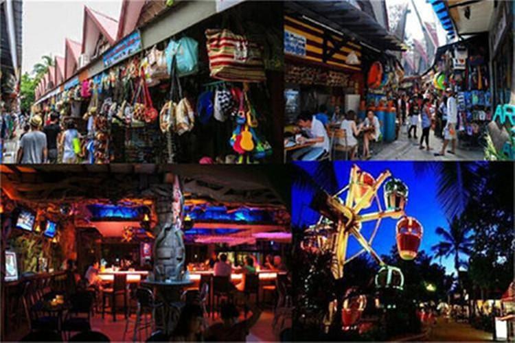 菲律宾长滩岛5/6日半自助游 特价特价全程0自费0购物·特价不等人!