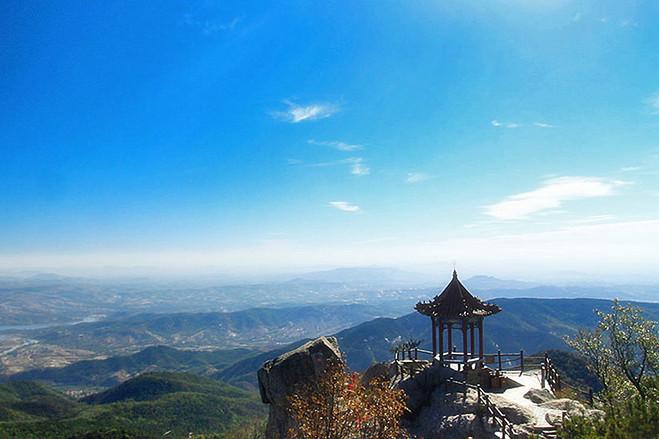 潍坊沂山国家森林公园巴士2日跟团游(山水湿地)(潍坊2