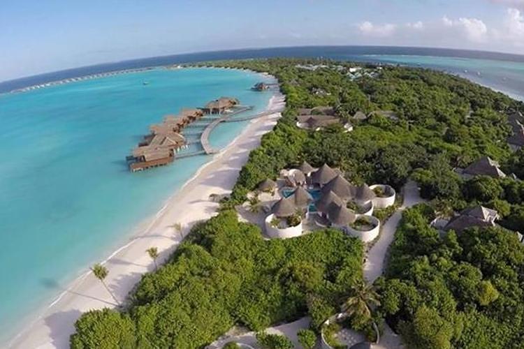 长沙-神仙珊瑚岛,马尔代夫