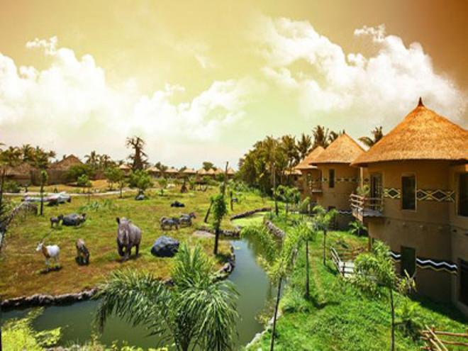 印度尼西亚巴厘岛6日4晚私家团(5钻)·纯玩~动物园 水