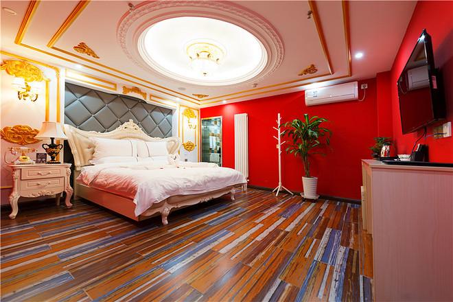 由知名家装设计璟绘都公司,按照十个国家家装风格完成酒店装潢设计.