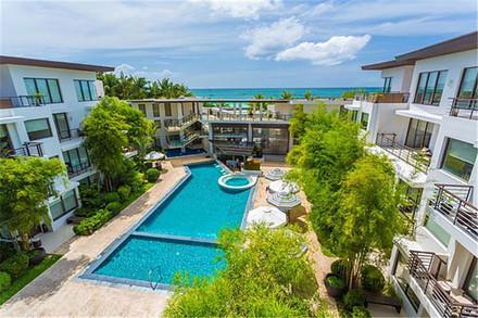 暑期特惠长滩岛7天5晚 汉娜丽晶海边酒店赠巡岛游